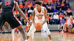 Former Clemson guard reportedly headed to La Salle