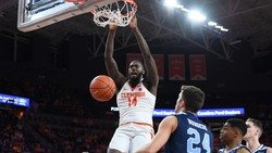 Clemson Basketball moves up in latest AP Top 25 poll