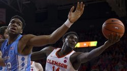 Reed's 3-pointer helps No. 20 Clemson defeat No. 19 UNC in thriller