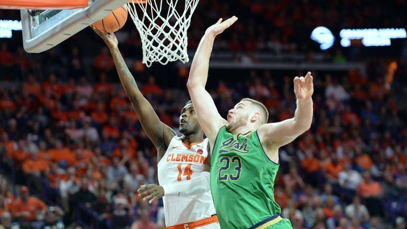 Clemson basketball providing right answers at the right time