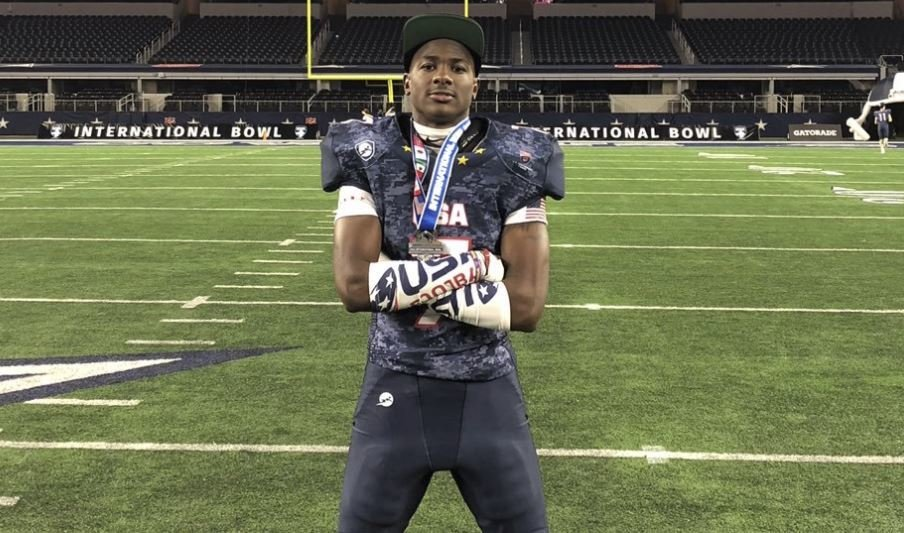 Clemson in top schools for new CB offer