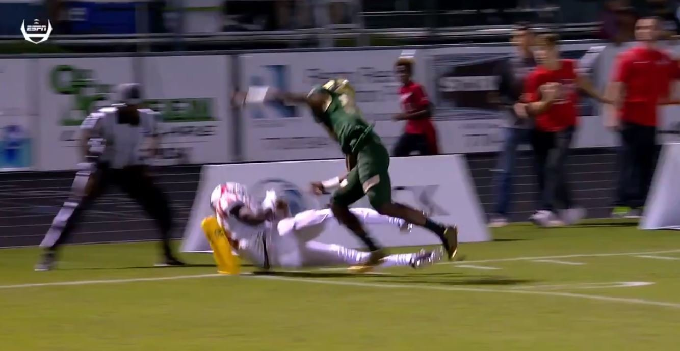 WATCH: Clemson commit catch makes ESPN top plays