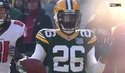 WATCH: Former Clemson DB 22-yard pick-six