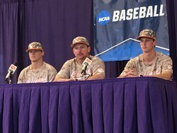 WATCH: Clemson NCAA Regional press conference