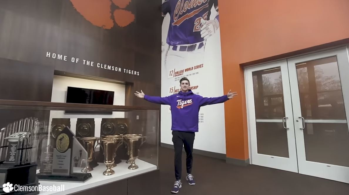 WATCH: Clemson player facility 'Cribs' tour