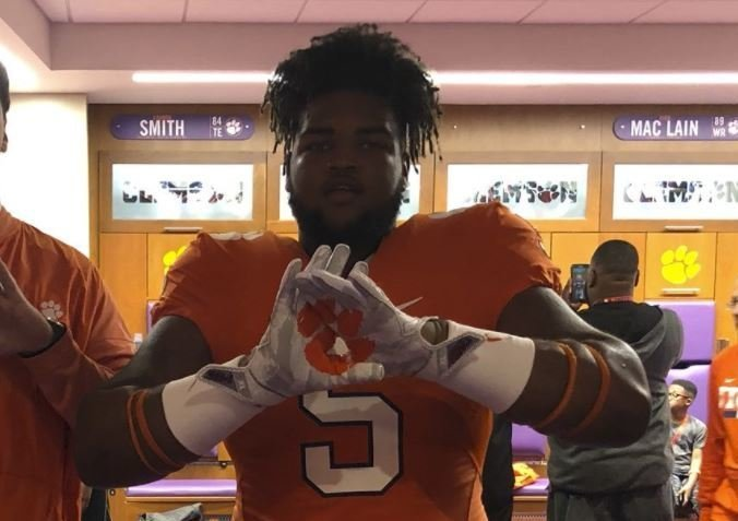 Clemson makes top-5 for 4-star DT