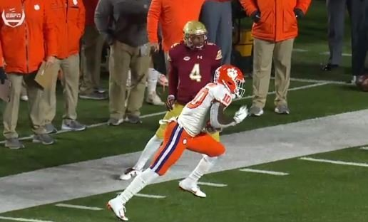 WATCH: Top 10 plays from 2018 Clemson commits