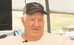 """Danny Ford on his hemp field: """"This is the hardest thing I've ever done"""""""