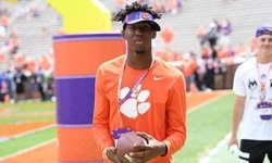 PHOTOS:  Top prospects at Clemson's spring game