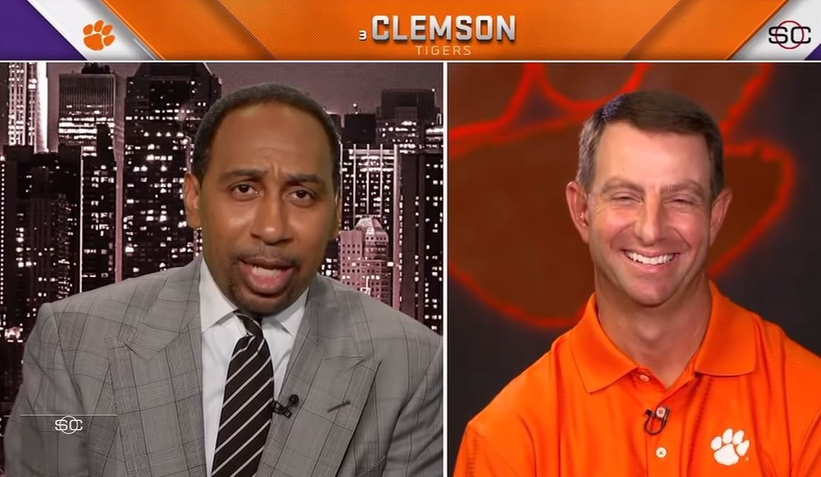 WATCH: Swinney on ESPN - 'Trevor Lawrence has earned this opportunity'