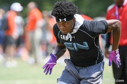 Alabama safety adds Clemson offer