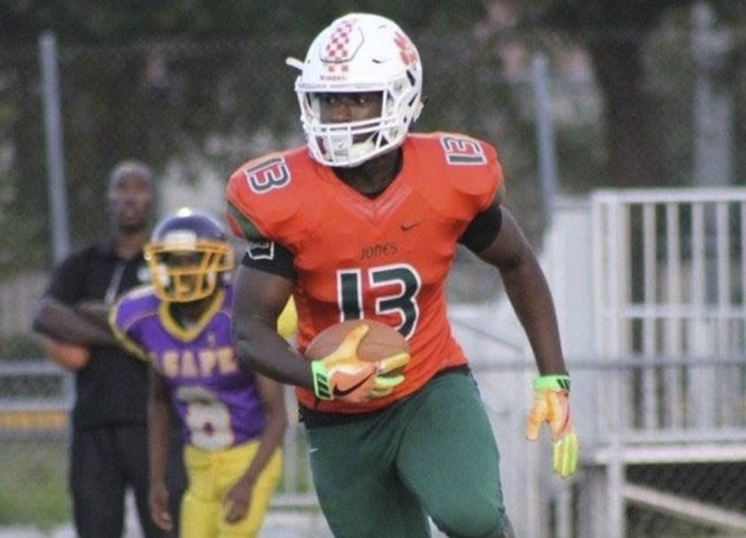 Former Clemson target commits to Texas