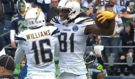 WATCH: Mike Williams with impressive 30-yard TD