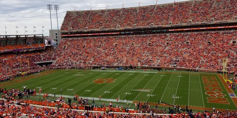 LIVE from Clemson, SC - Clemson vs. NC State