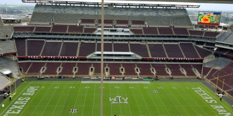 LIVE from College Station, Texas - Clemson vs. Texas A&M