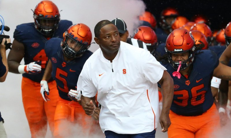 Babers says Clemson's Death Valley has the edge among facilities that go by that moniker in noise.