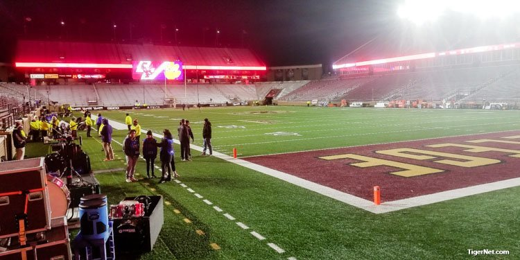 LIVE from Boston - Clemson vs. BC | TigerNet