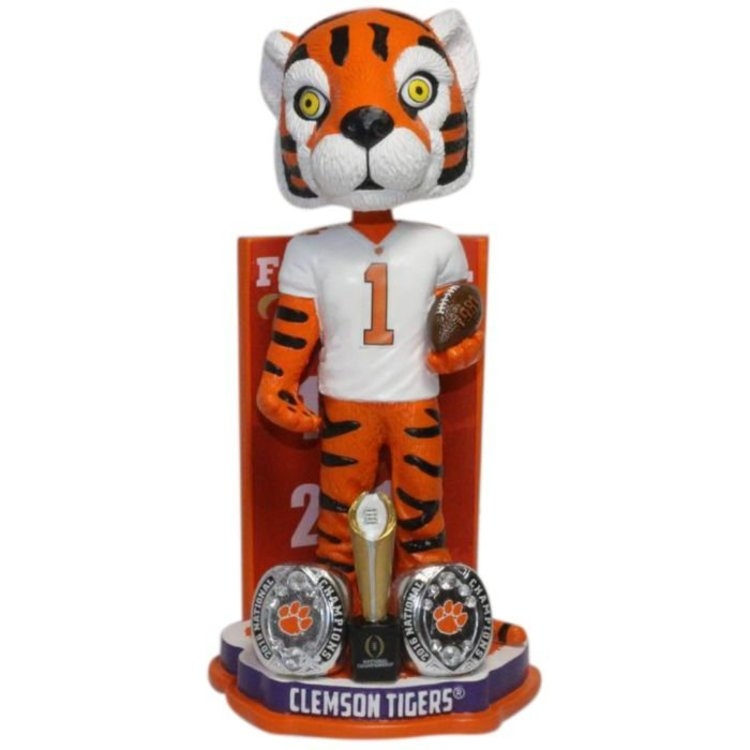 Act Now! The orange jersey bobblehead sold out within 24 hours of being released earlier this summer.