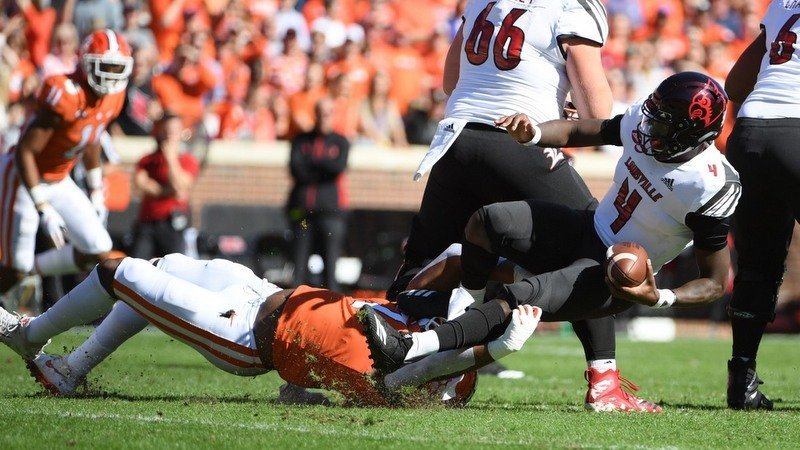 Notes & Quotes from Clemson's 77-16 victory over Louisville