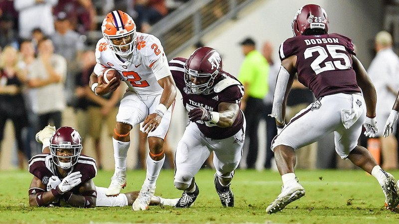 Kelly Bryant looks for running game Saturday night