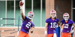 Dabo Swinney talks Clemson QB starter decision