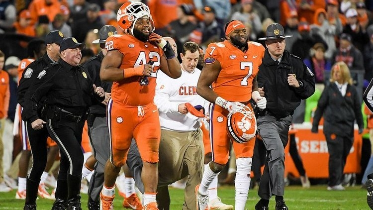 Clemson by the numbers: Dominant Tigers defense shows in rankings