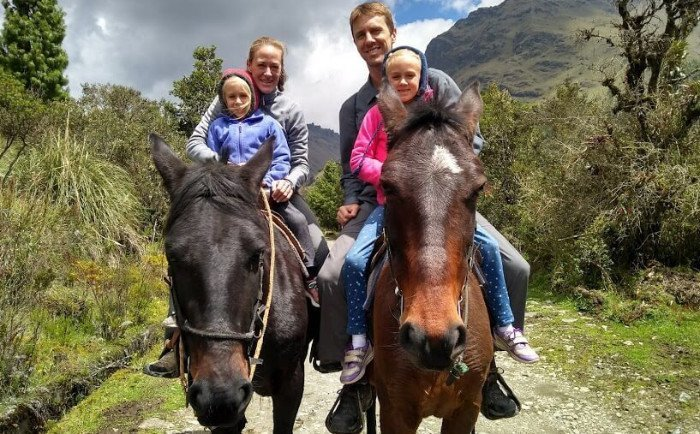 In 2017 Chad and his family took a 17-month mini-retirement to Cuenca, Ecuador.