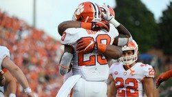 Monday Insider: Joyous chaos on sidelines in rout of Wake, rushing numbers rise
