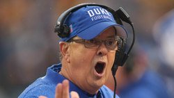 """Duke head coach says Clemson might be """"most complete team ever"""""""