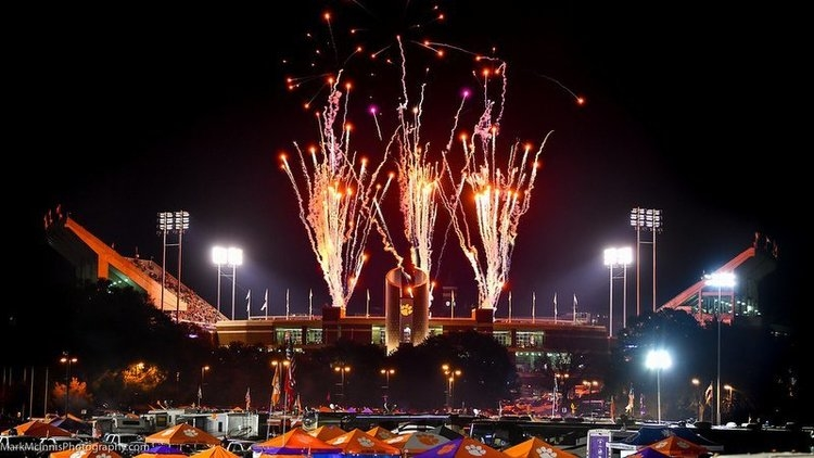 Clemson's Death Valley ranked No. 1 toughest place to play
