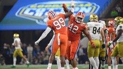 Second Look: Grading Clemson's Cotton Bowl win over Notre Dame