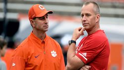 Clemson-NC State Vegas odds released