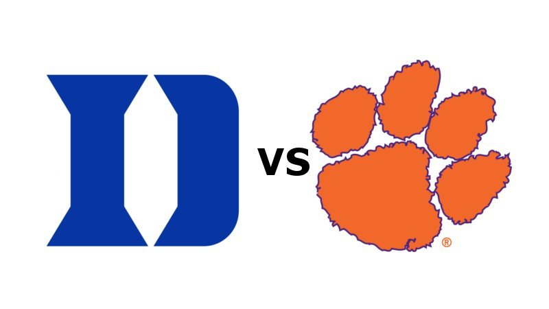 Clemson plays host to Duke at 7 pm