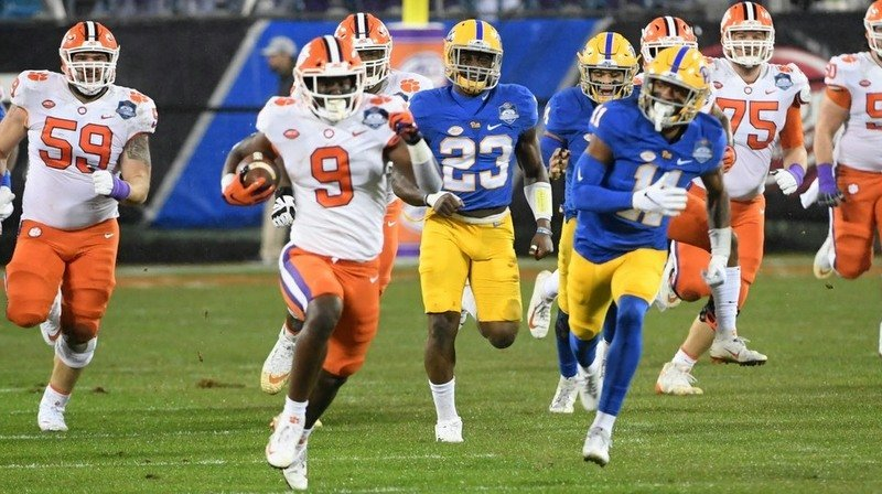 Instant Analysis: Clemson takes down Pitt in ACC Championship