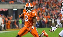 Playing time breakdown: Clemson starters see career-high action going into ACCCG