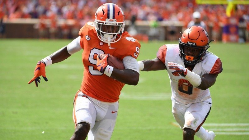 Clemson-Syracuse game time, TV network options announced