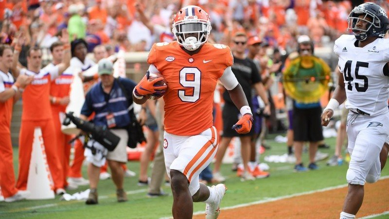 Notes, Quotes from Clemson's win over Georgia Southern
