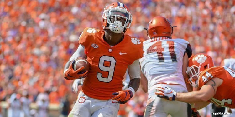 Clemson-Syracuse game officially sold out