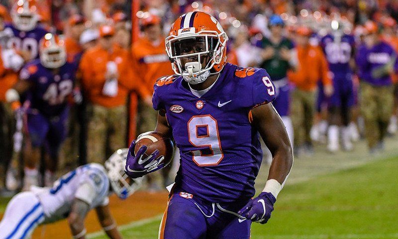 Travis Etienne has proven what he can do with the opportunities.
