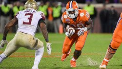 Feaster on future: 'Right now I am locked in, I'm All In.'