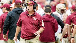 """Jimbo Fisher on Clemson: """"We're going to find out if we can compete"""""""