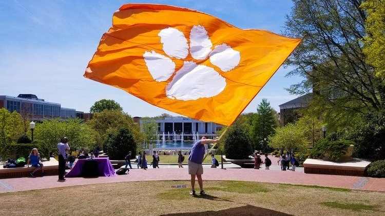 Clemson student-athletes set department record in graduation success rate