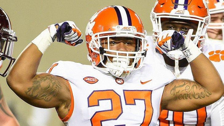 Fuller last season at Virginia Tech