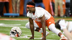 Through first part of camp, Swinney says freshmen are as