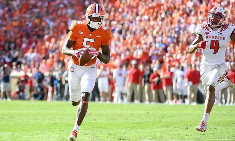 Clemson is given by far the best odds to win a Power 5 conference now.