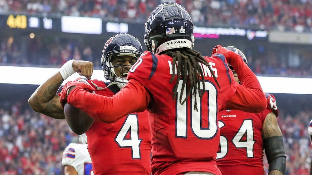 WATCH: Deshaun Watson connects with Nuk Hopkins for redzone TD - TigerNet.com