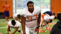 Former Tiger DL transferring to Coastal Carolina