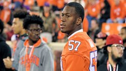 Former Clemson LB injury update at NFL Combine