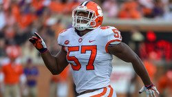 Former Clemson LB waived by Lions