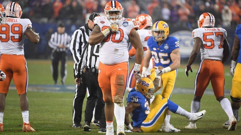 Three Tigers currently suspended for Cotton Bowl